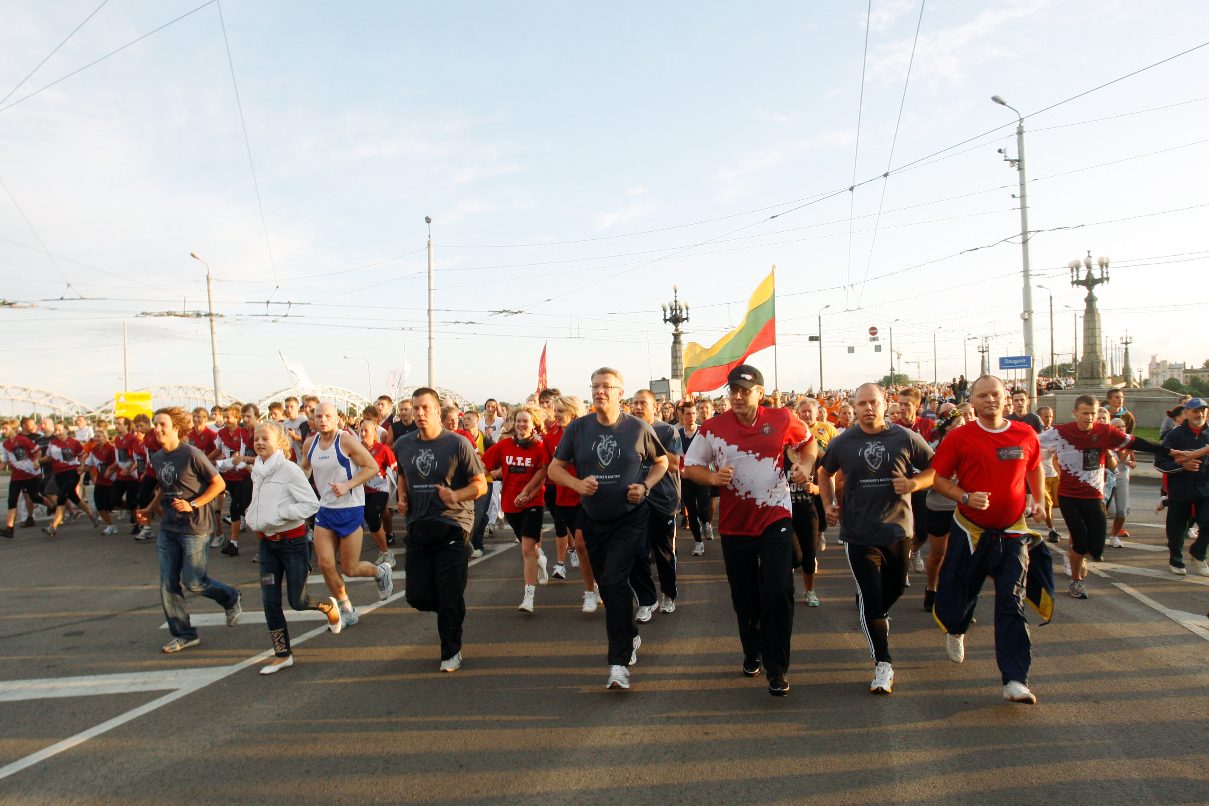 «Ритм сердца – Балтии» – лучшая кампания международных коммуникаций в 2009 году