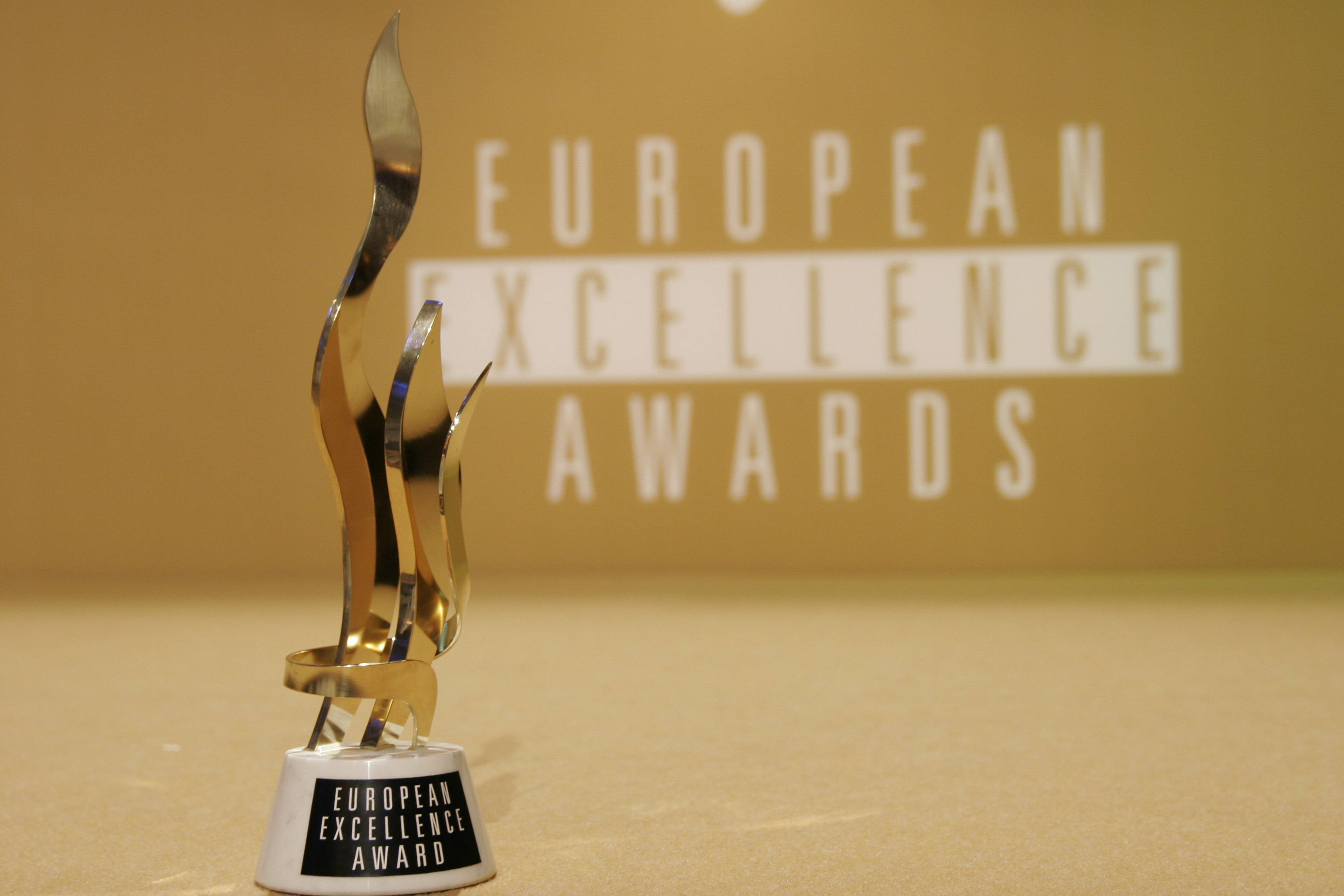 Deep White nominated for European Excellence Awards finals
