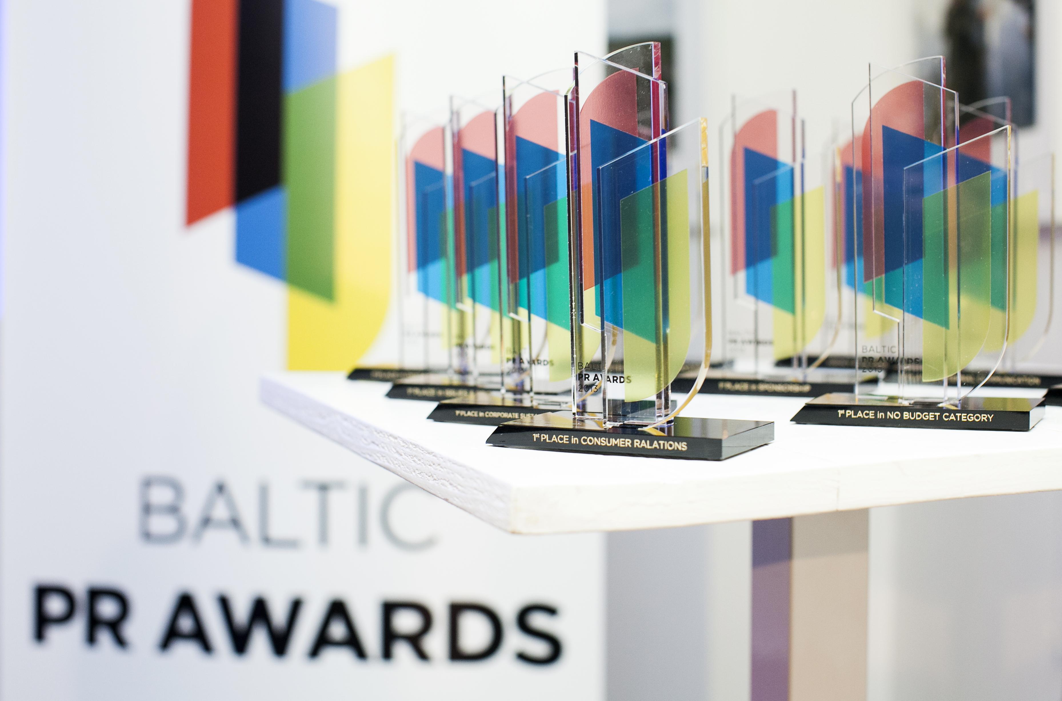 Deep White saņem 3 balvas konkursā Baltic PR Awards 2009