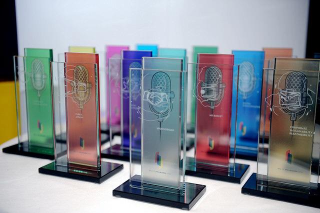 Кампании Deep White номинированы в качестве финалистов Baltic PR Awards 2014