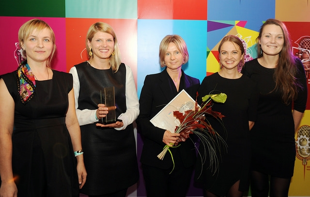 Baltic PR Awards 2014