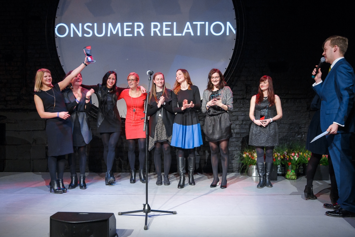 Mi:t&Links. Baltic Communication Awards 2016