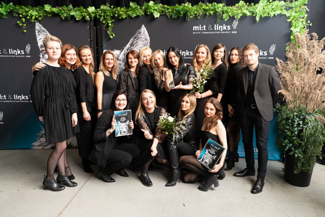 Mi:t&Links. Baltic Communication Awards 2020