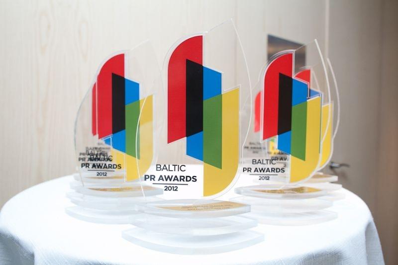 Baltic PR Awards 2012