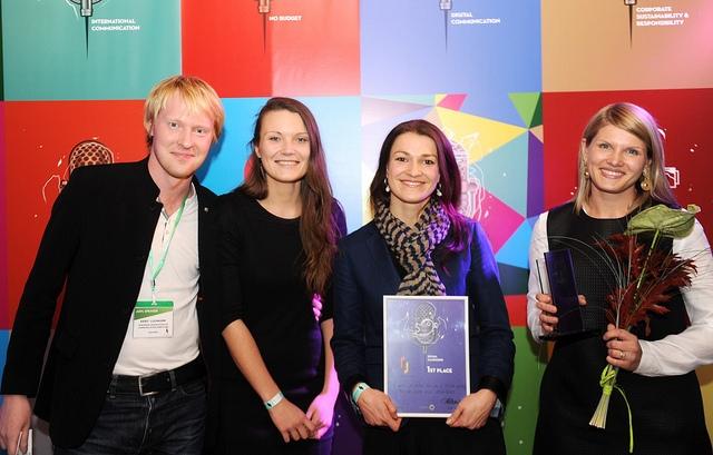 Baltic PR Awards 2014