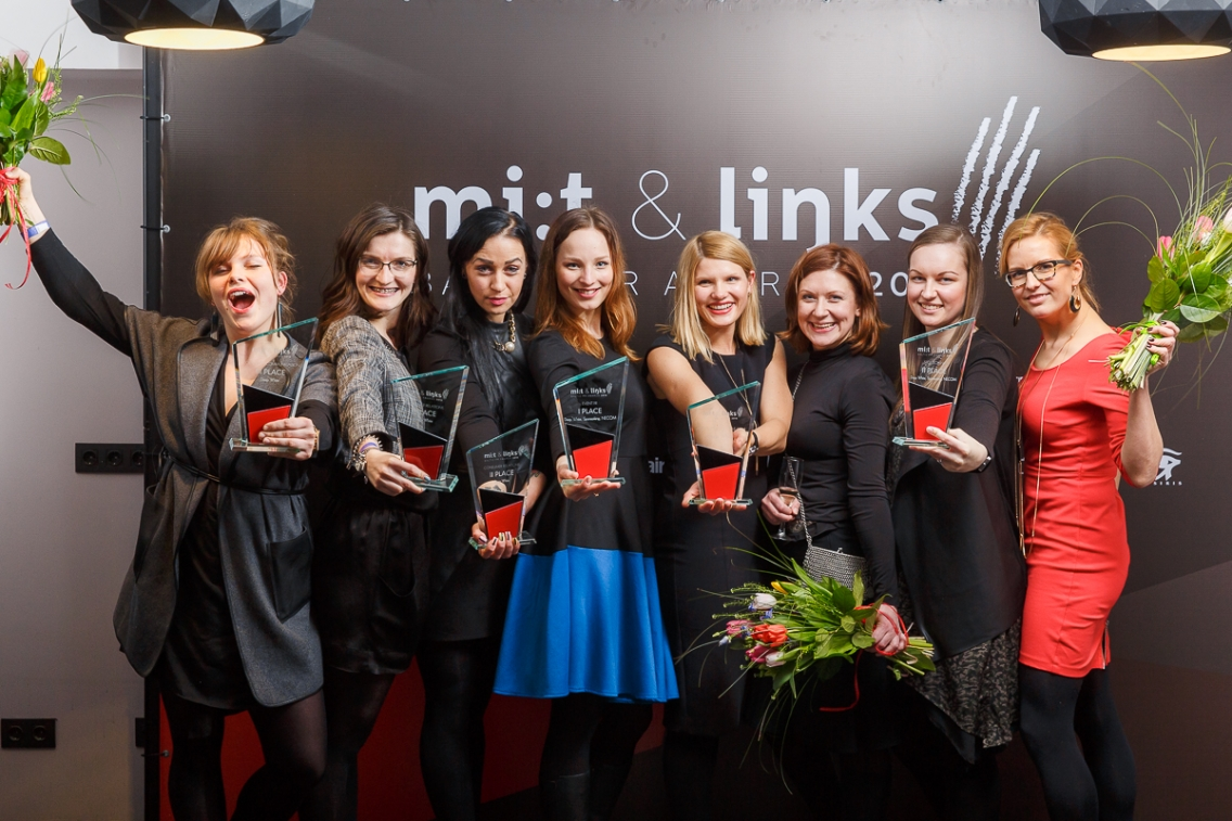 Mi:t&Links. Baltic Communication Awards 2016