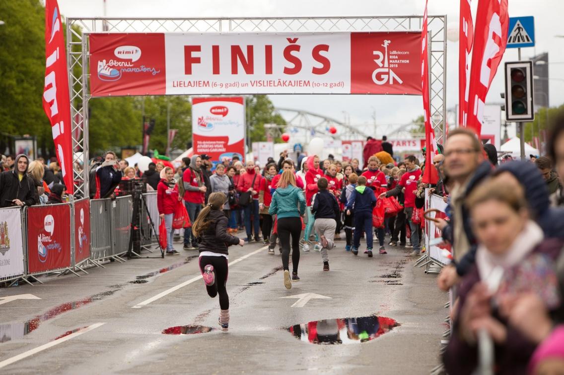 Rimi bērnu maratons
