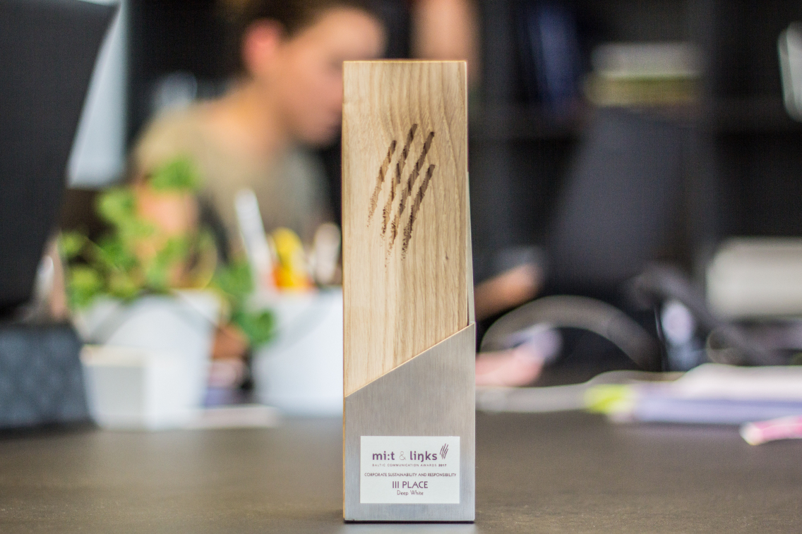 Mi:t&Links. Baltic Communication Awards 2017