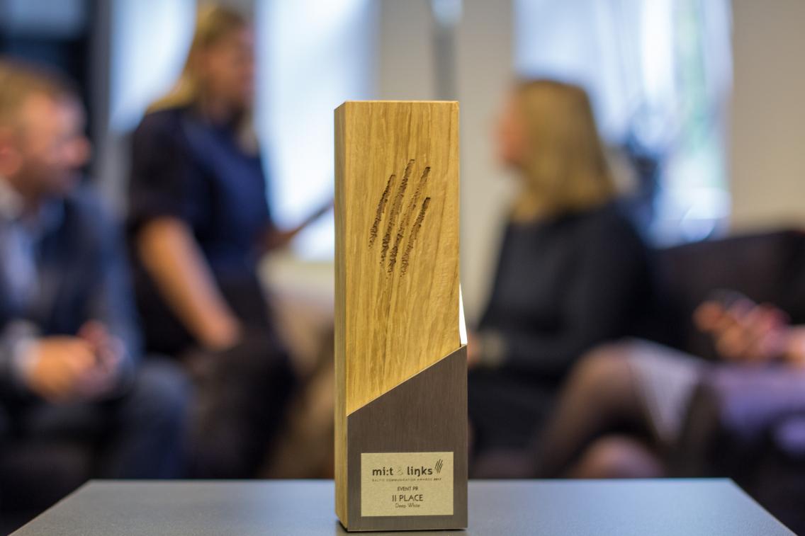 Mi:t & Links. Baltic Communication Awards 2017