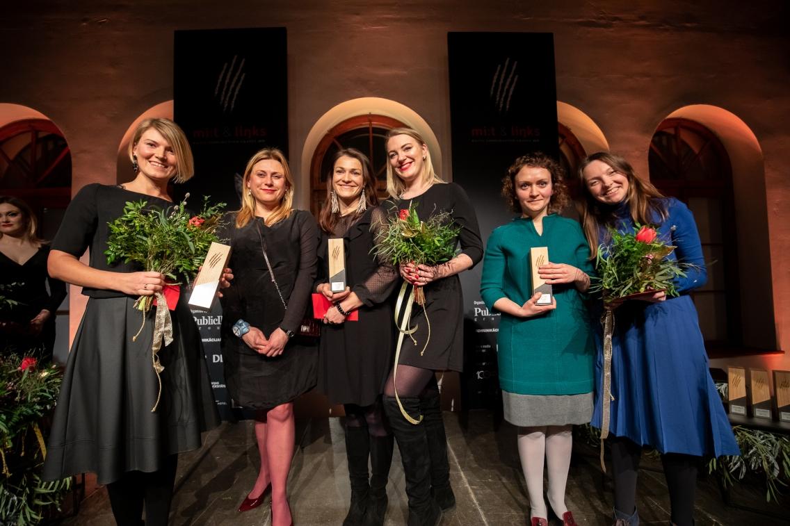 Mi:t&Links. Baltic Communication Awards 2019