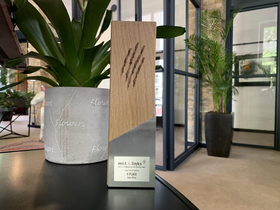 Mi:t&Links. Baltic Communication Awards 2018