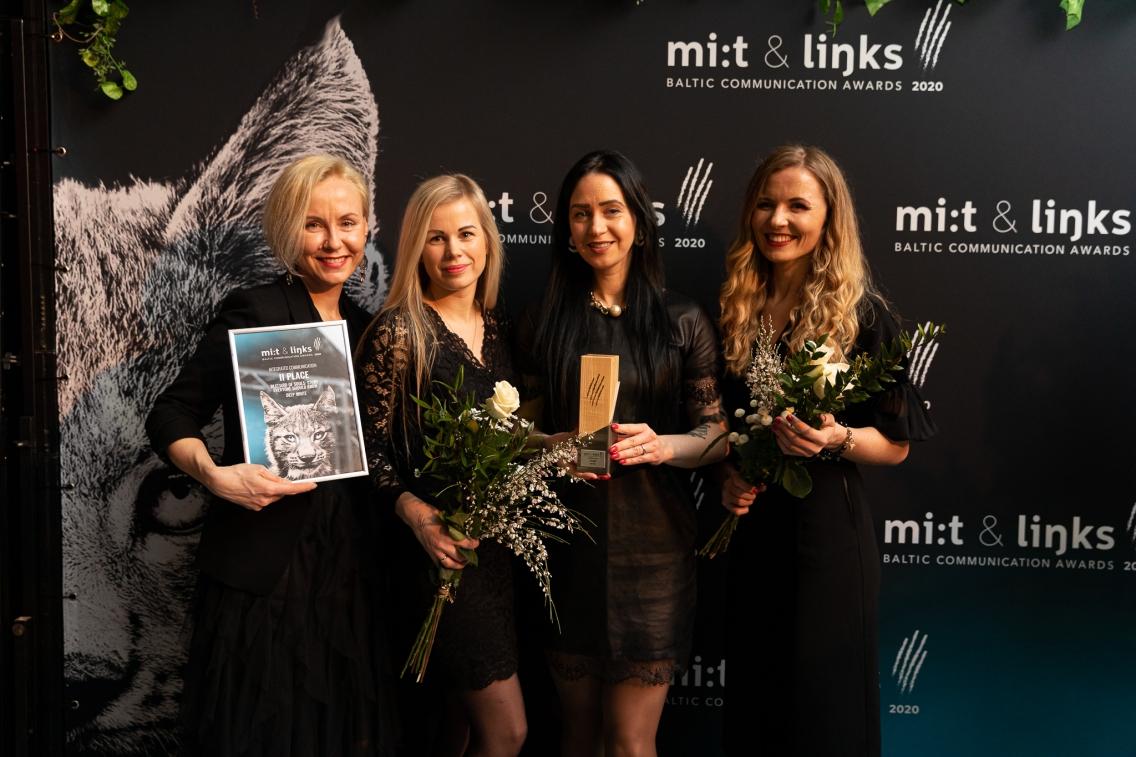Mi:t&Links. Baltic Communication Awards 2020