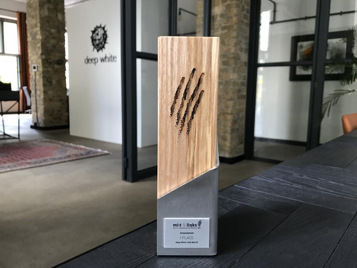 Mi:t&Links. Baltic Communication Awards 2021
